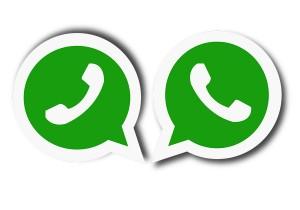 tener dos cuentas de WhatsApp en tu teléfono Android.