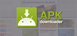 Extraer un archivo .APK de Android