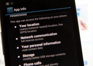 Administrar los permisos de tus aplicaciones Android