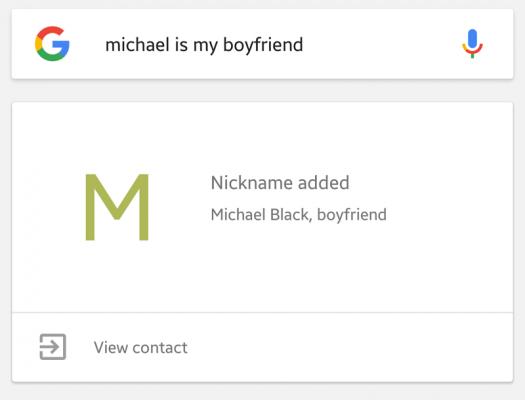 Agregar sobrenombres a tu contactos en Android