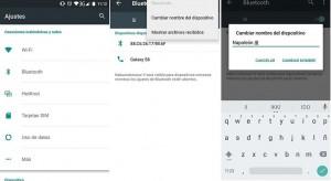 Dos formas simples para cambiar el nombre de tu teléfono Android