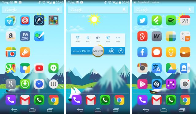 Android-Interfaz