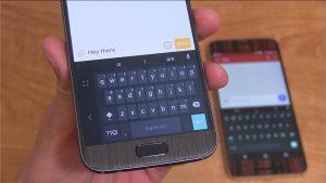 """Cómo activar el modo """"una sola mano"""" en el teclado de Google"""