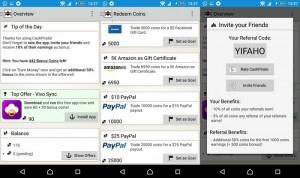 Ganar dinero con tu teléfono Android