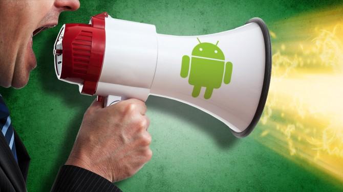 Controlar tu Android con la voz