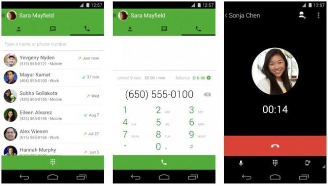 Llamadas gratuitas con Hangouts paso a paso
