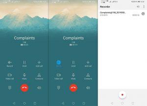 Cómo grabar llamadas en Huawei/Honor