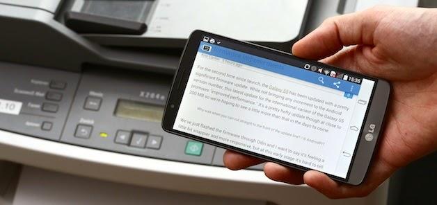 Imprimir en Android