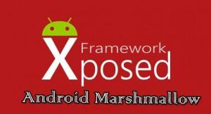 Instalar Xposed Framework en Android 6.0 Marshmallow