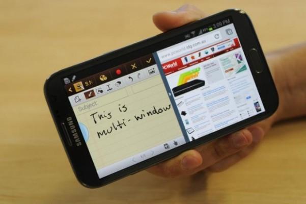Multiventanas en Android