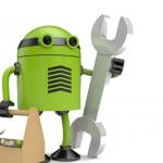 Instalar los controladores de Android manualmente