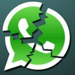 WhatsApp Android, Borrar WhatsApp Android