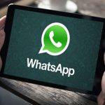 WhatsApp en tu tableta