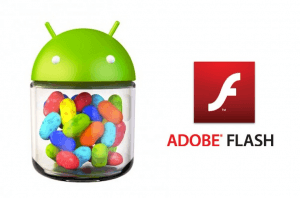 Flash Player en Android