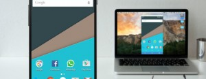 Ver la pantalla de tu Android en Mac