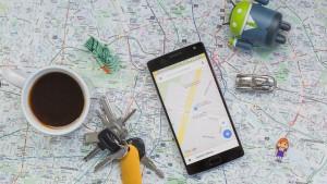 Ver los mapas de Google Maps sin internet