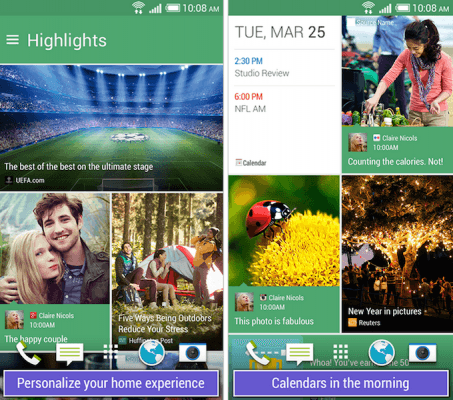 Instalar Blinkfeed en cualquier Android