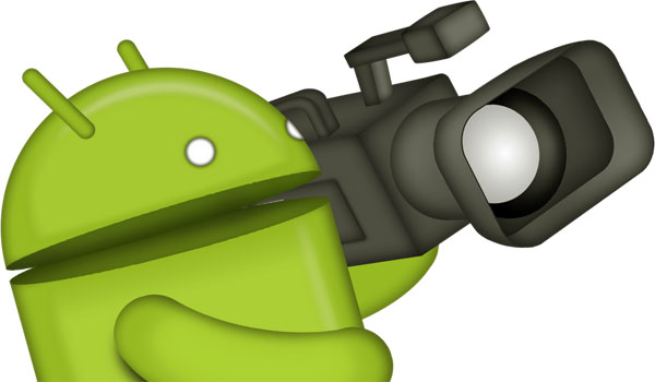 Capturar video de pantalla de Android