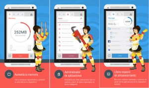 Optimizar Android con The Cleaner