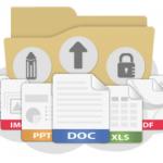 compartir archivos de gran tamaño entre dispositivos Android