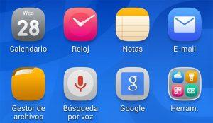 corregir los accesos directos rotos de una aplicación en Android