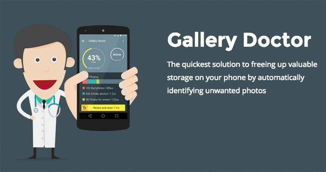 Administrar tus fotografías y limpiar tu galería en Android