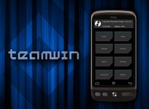 Respaldo de Android con TWRP
