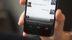 Instala un teclado minimalista en Android