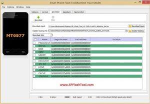 Instalar un modo de recuperación a través de SP Flash Tool